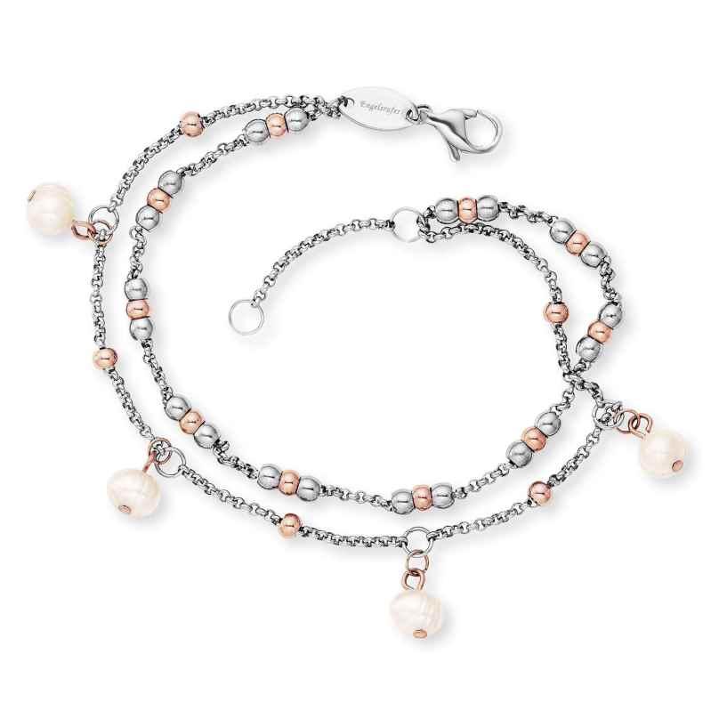 Engelsrufer ERBS-PEARL-BI Ladies' Bracelet Boho Pearls 4260645864450