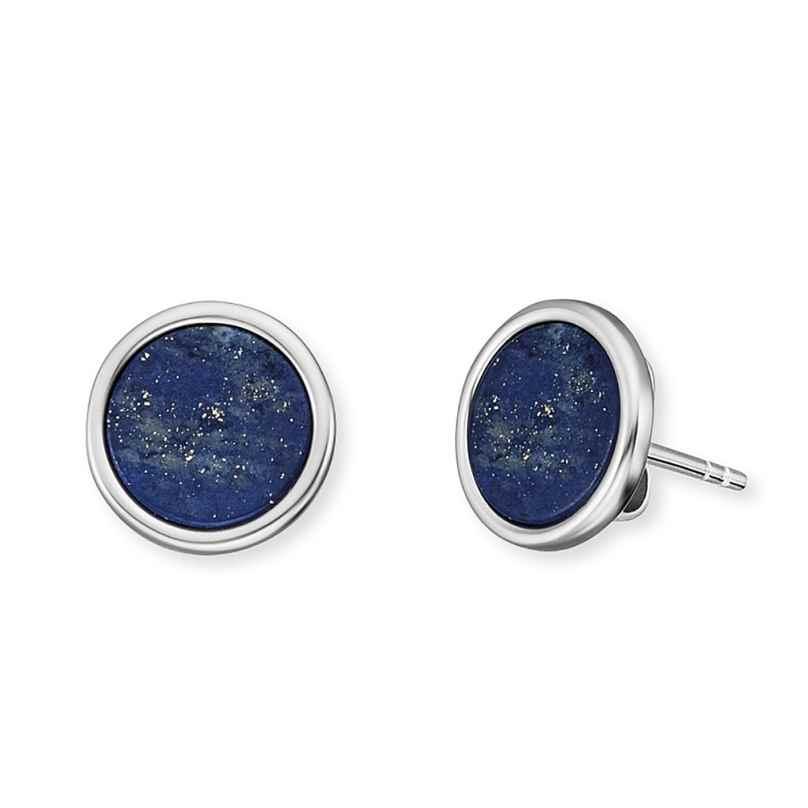Engelsrufer ERE-LP-ST Silber-Ohrringe für Damen Kraftstein Lapislazuli 4260645869769