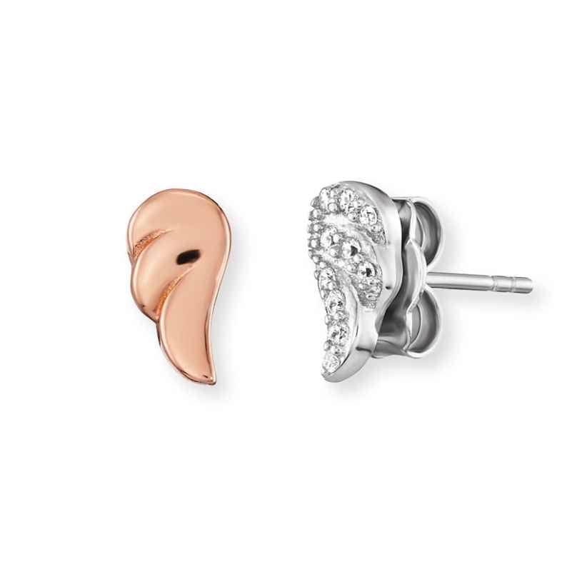 Engelsrufer ERE-2WING-ZI-BIR Silber-Ohrringe für Damen Flügel 4260645862920