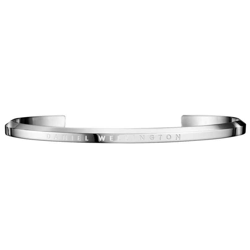 Daniel Wellington DW00400002 Armreif Classic Cuff Large Silver 7350068244971