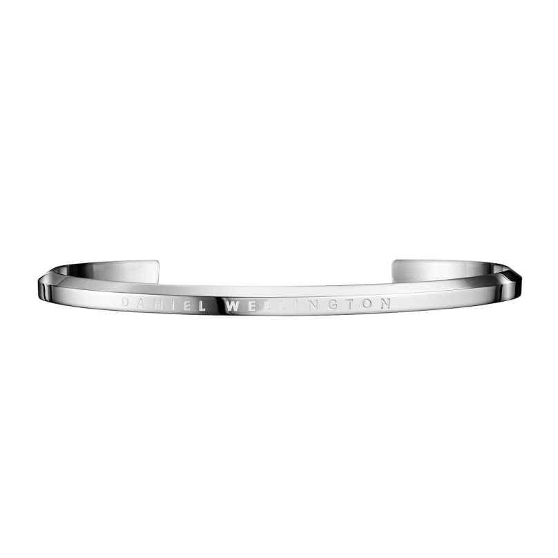 Daniel Wellington DW00400004 Armreif Classic Cuff Small Silver 7350068244995