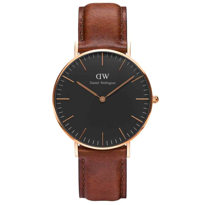 Daniel Wellington DW00100136 Damenuhr St Mawes Rose Gold 36 mm 7350068244650