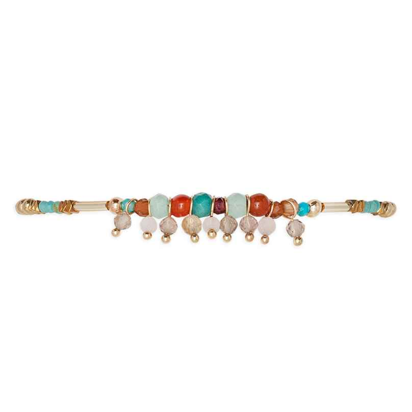 Hipanema H19CRUSTU Women's Bracelet Crush Turquoise 3700839109840