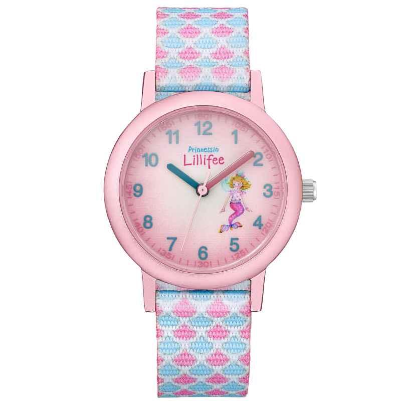 Prinzessin Lillifee 2031755 Kinder-Armbanduhr Meerjungfrau 4056867028837
