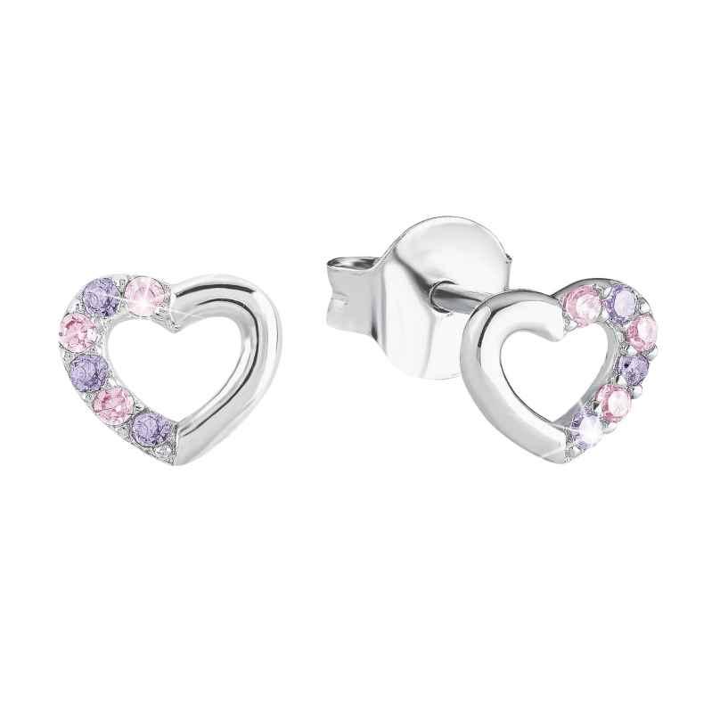 Prinzessin Lillifee 2021106 Herz-Ohrringe für Mädchen 4056867010900