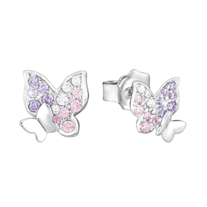 Prinzessin Lillifee 2021063 Ohrringe für Mädchen Schmetterling 4056867010573
