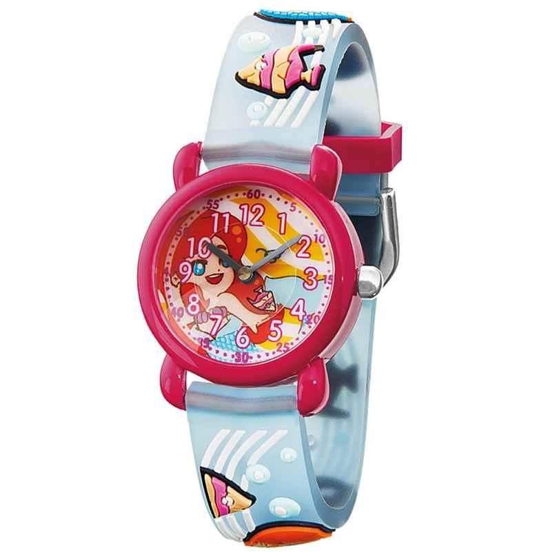 Herzengel HEWA-MERMAID Kinderuhr Meerjungfrau Multicolor 4260645862326