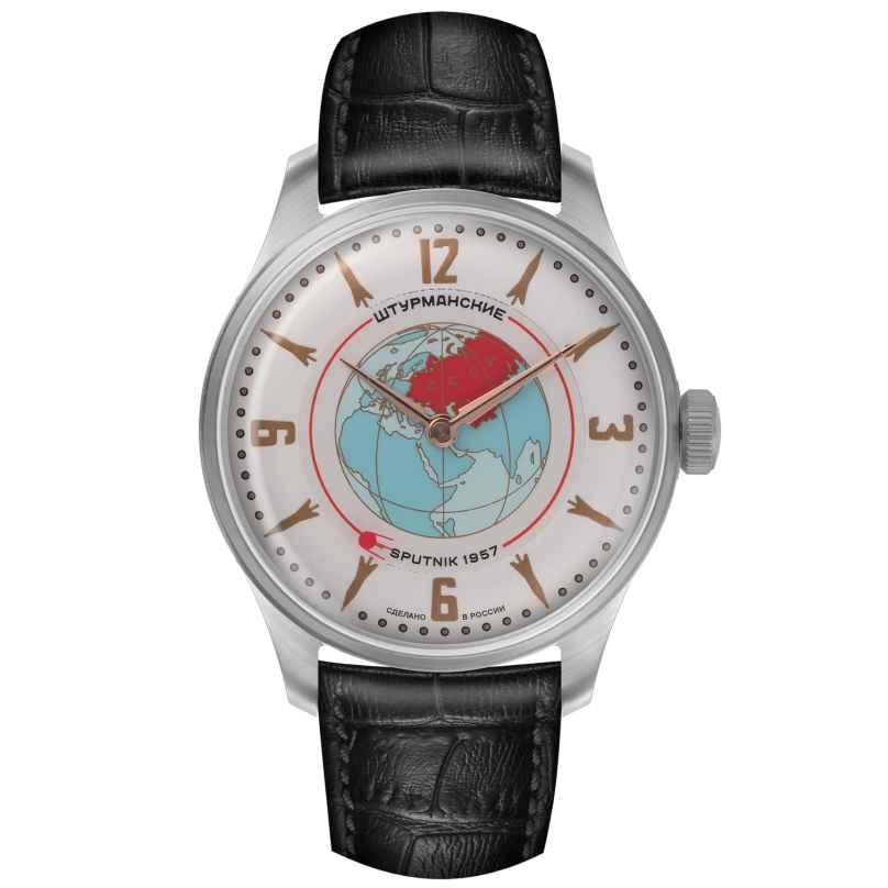 Sturmanskie 2609-3735430 Heritage Sputnik Herren-Armbanduhr Handaufzug 4260157448148