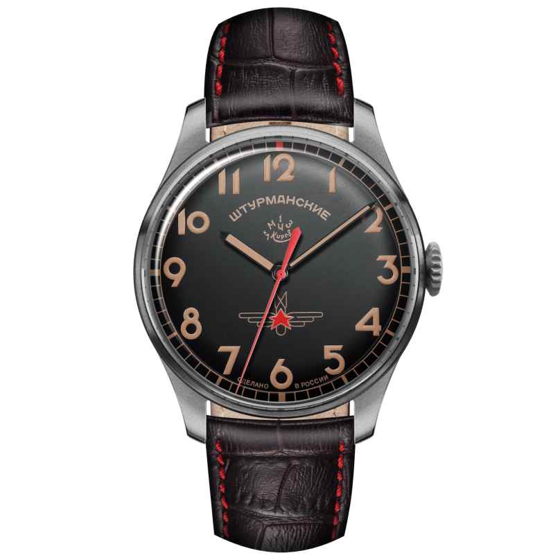 Sturmanskie 2609-3745129 Herrenuhr Gagarin Vintage Retro 4260157448674