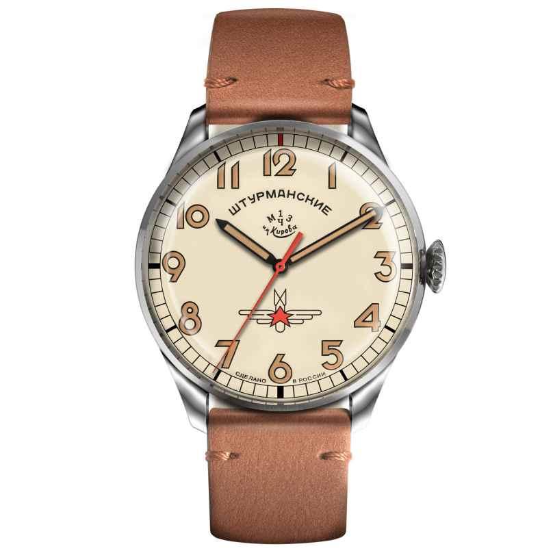 Sturmanskie 2416-3805146 Herren-Armbanduhr Gagarin Vintage Retro 4260157448926