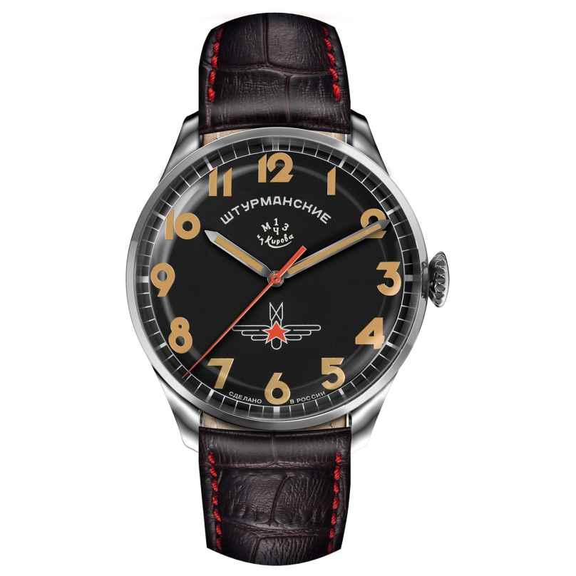 Sturmanskie 2416-3805147 Herrenuhr Gagarin Vintage Retro 4260157448933