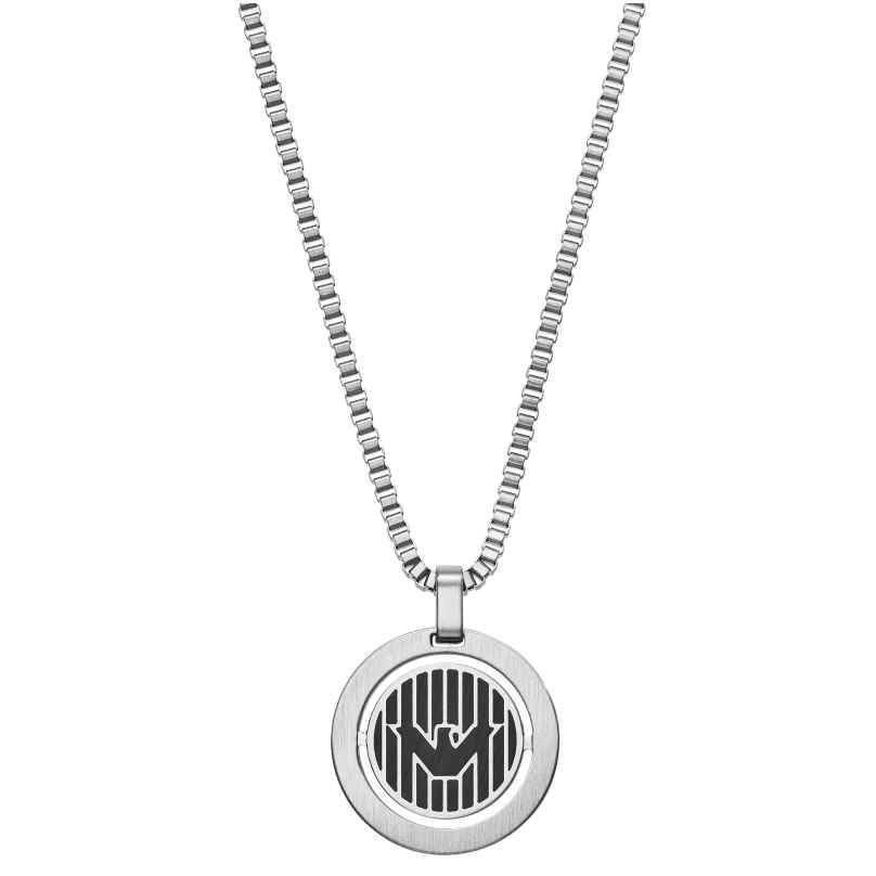 Emporio Armani EGS2725040 Herren-Halskette mit Logo-Anhänger 4048803211700