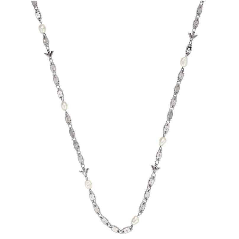 Emporio Armani EG3472040 Damen-Kette Silber 4064092017403