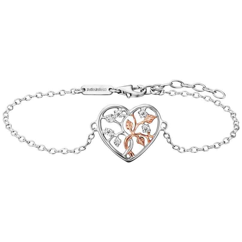 Julie Julsen JJBR0505.8 Damen-Armband Lebensbaum Herz 9120073589903