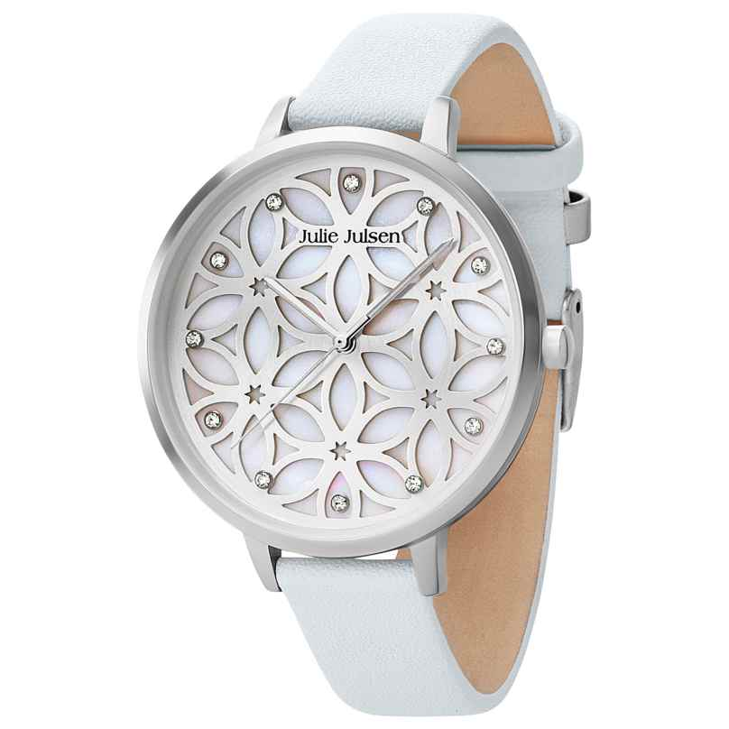 Julie Julsen JJW104SL-4 Damen-Armbanduhr mit 3-D-Zifferblatt 9120098050518