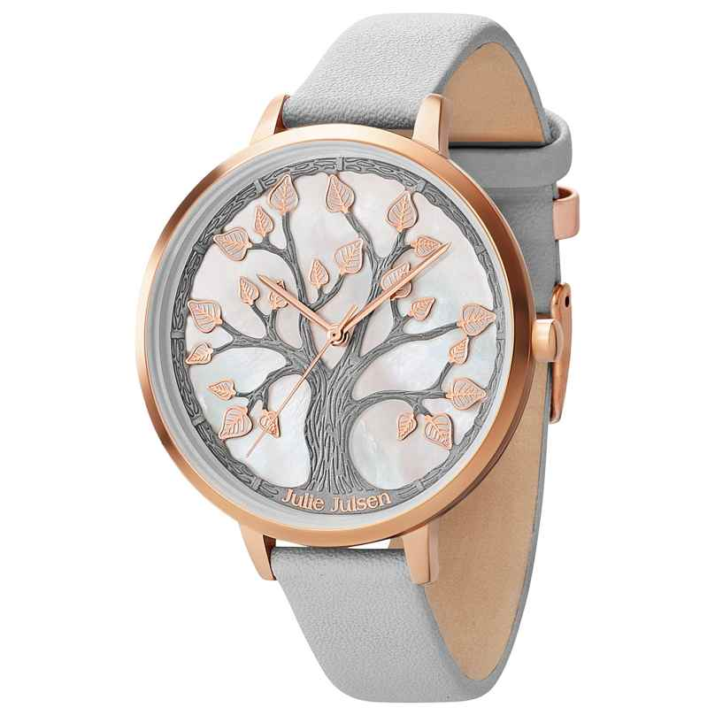 Julie Julsen JJW105RGL-8 Damen-Armbanduhr mit 3-D-Zifferblatt 9120098050532