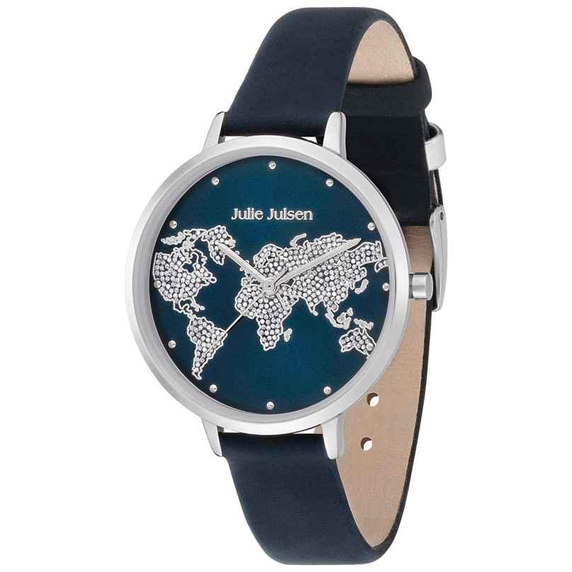 Julie Julsen JJW1202SL-15 Ladies' Watch World Ø 38 mm 9120098051515