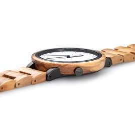 Kerbholz Wooden Men's Watch Lamprecht Olive Wood