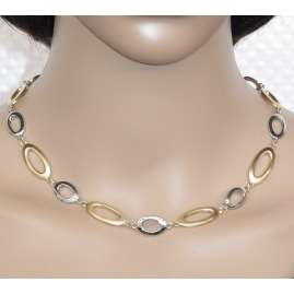 Elaine Firenze 11128C Gold Ladies Necklace