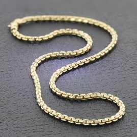 Elaine Firenze 17083/089-1C Damen-Kette 585 / 14K Gold