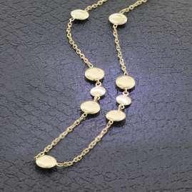 Elaine Firenze 1113085C Women's Necklace 585 / 14K Gold