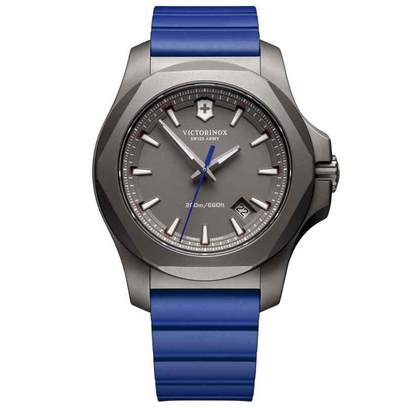 Victorinox 241759 I.N.O.X. Herren-Armbanduhr Titan Blau 7630000725233