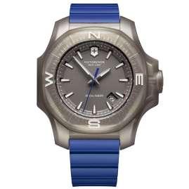 Victorinox 241759 I.N.O.X. Herren-Armbanduhr Titan Blau