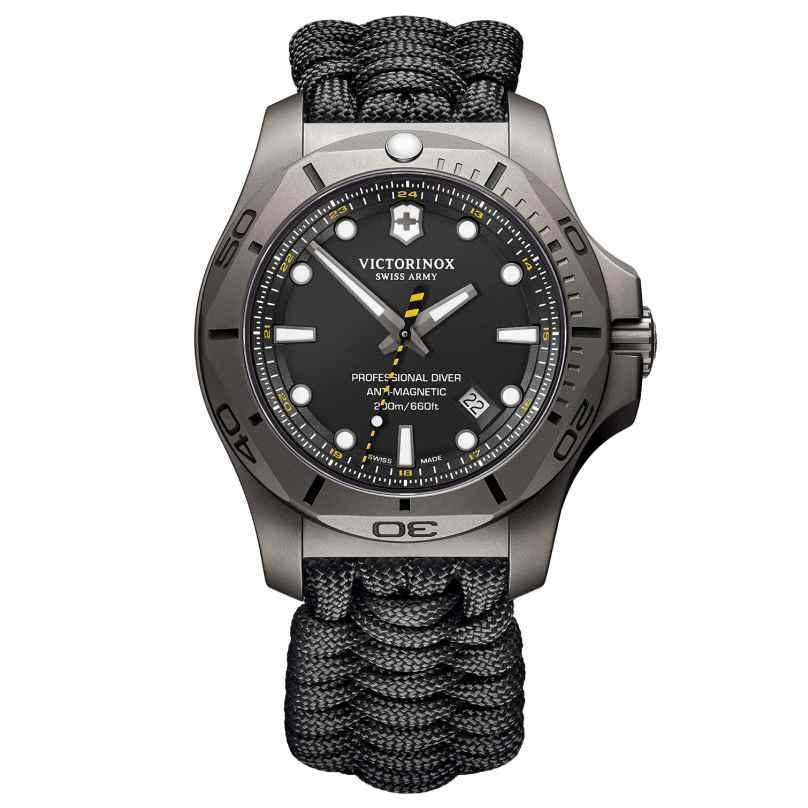 Victorinox 241812 Herrenuhr I.N.O.X. Professional Diver Titanium 7630000733160