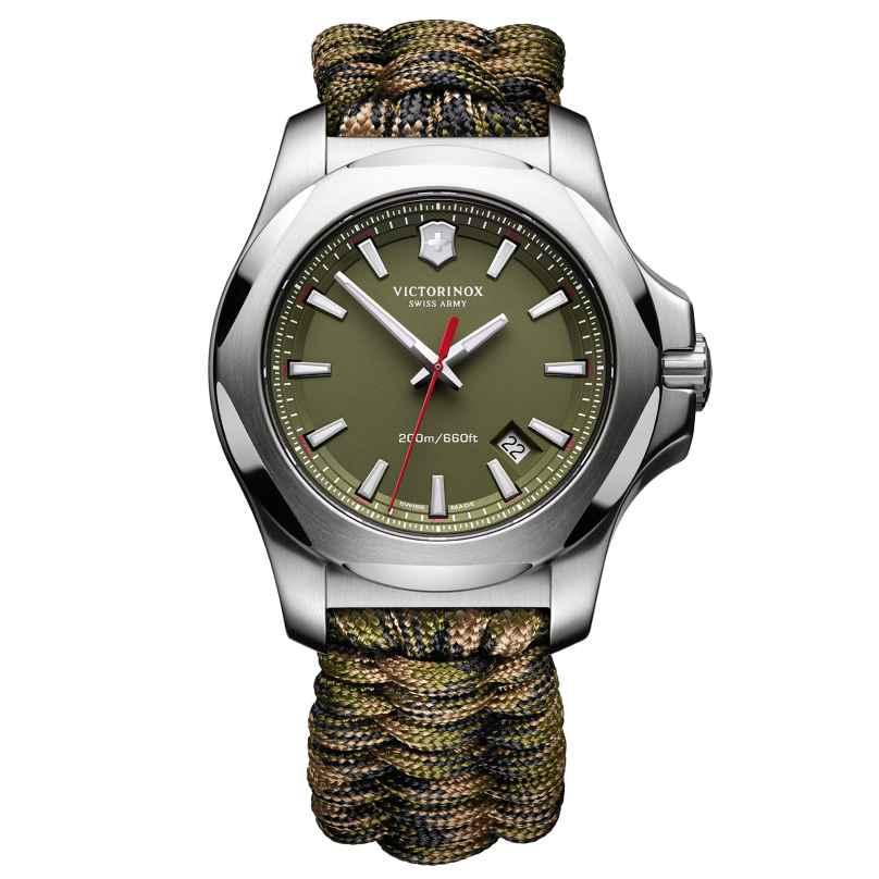 Victorinox 241727 I.N.O.X. Armbanduhr Oliv 7630000721075