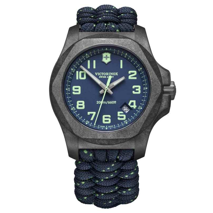 Victorinox 241860 Herrenuhr I.N.O.X. Carbon mit 2 Armbändern 7630000735591