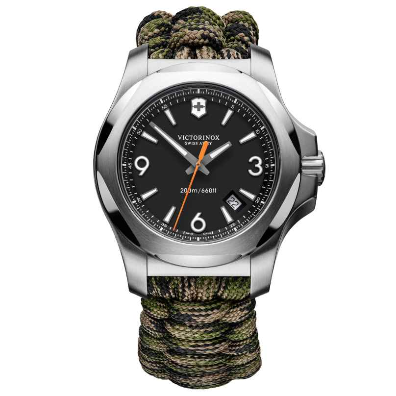 Victorinox 241894 Men's Watch I.N.O.X. Professional Diver with 2 Straps 7611160088925