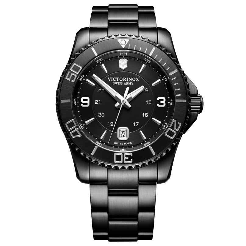 Victorinox 241798 Herrenuhr Maverick Large Black Edition 7630000731685