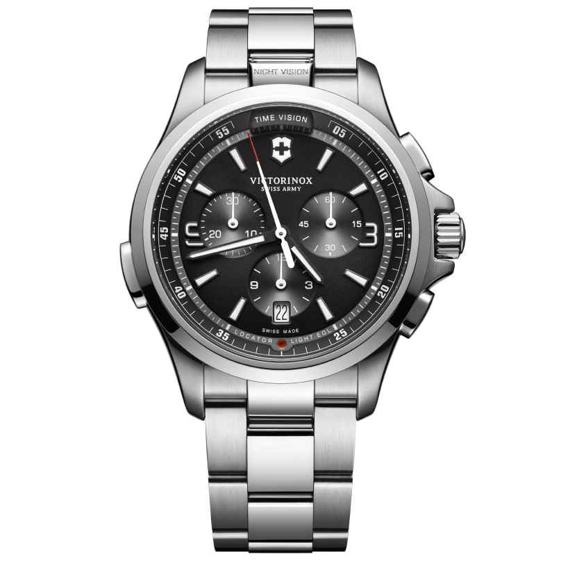 Victorinox 241780 Herrenuhr Night Vision Chronograph 7630000727039