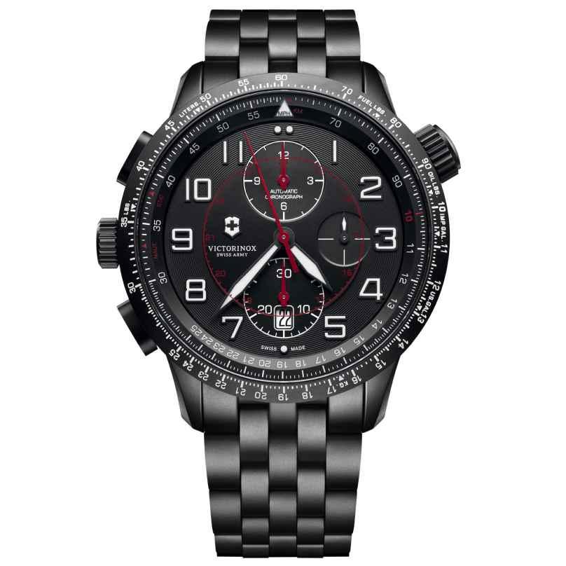 Victorinox 241742 Automatikuhr Airboss Mechanical Mach 9 Black Edition 7630000725196