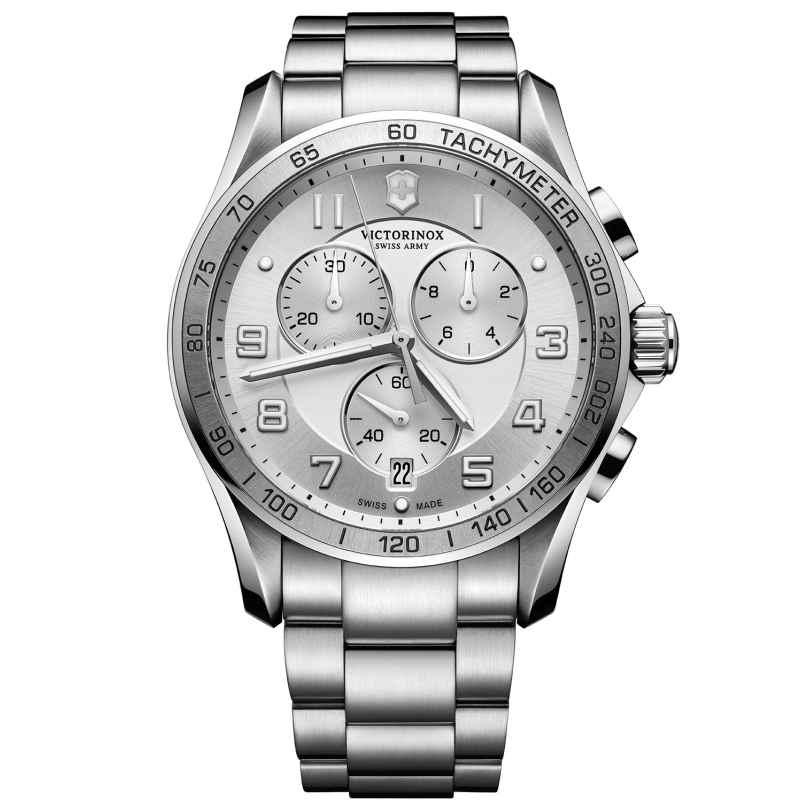 Victorinox 241654 Chrono Classic XLS Mens Watch 7630000717375