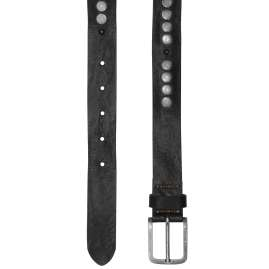 Boss 50376257-001 Leather Ladies Belt Jory Black