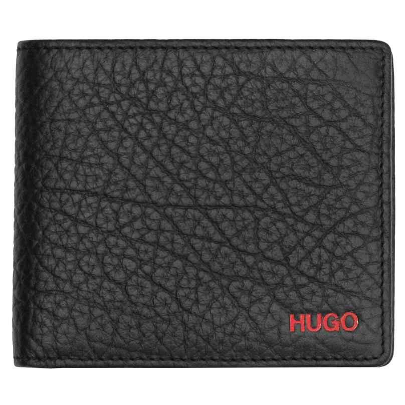 Hugo 50412691 Geldbeutel Victorian Leder Schwarz 4029052337168