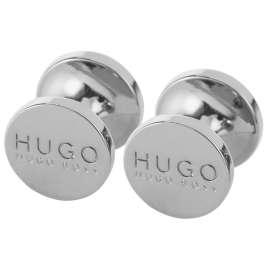 Hugo 50316087 E-Tokeep Manschettenknöpfe Weiß