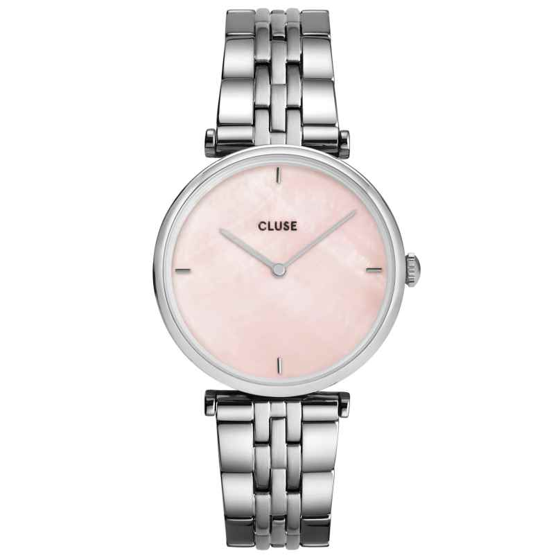 Cluse CW0101208013 Ladies' Watch Triomphe Steel/Mother-of-Pearl 8719743376083