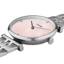 Cluse CW0101208013 Ladies' Watch Triomphe Steel/Mother-of-Pearl