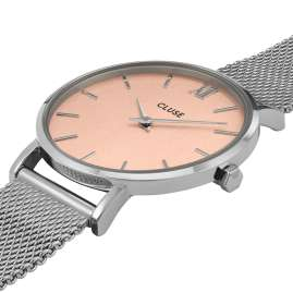 Cluse CW0101203029 Ladies' Watch Minuit Steel/Rose Gold