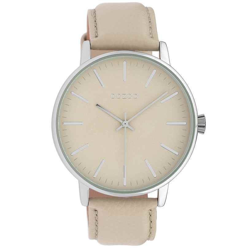Oozoo C10041 Ladies' Wristwatch Beige 42 mm 8719929010626