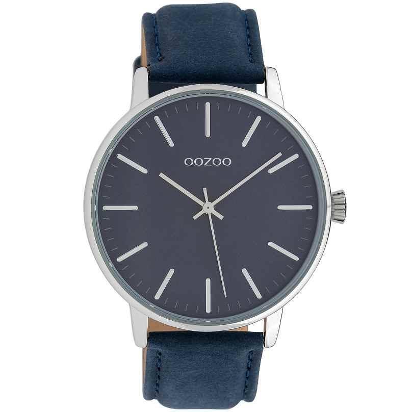 Oozoo C10044 Ladies' Wristwatch Dark Blue 42 mm 8719929010657