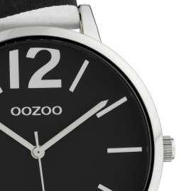 Oozoo C10214 Damen-Armbanduhr Zebra 43 mm