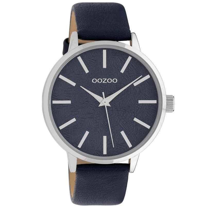 Oozoo C9753 Damen-Armbanduhr Dunkelblau 42 mm 8719929008760