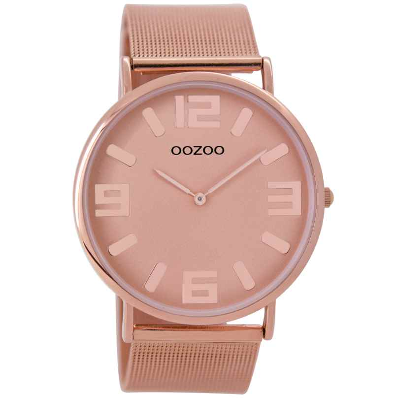 Oozoo C8883 Unisex Armbanduhr Rosé 42 mm 9879012520148