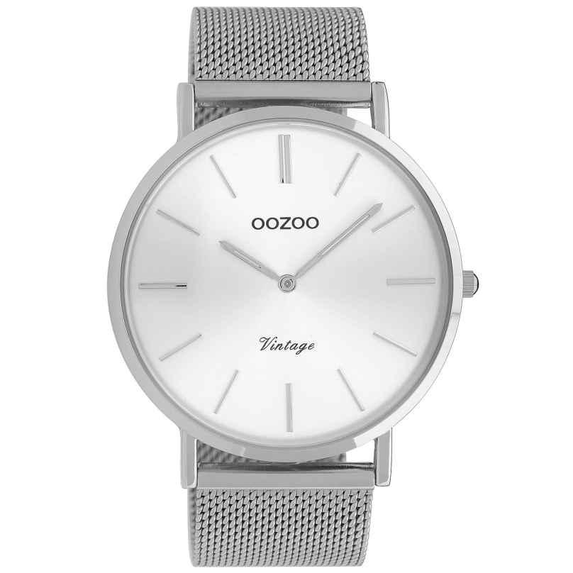 Oozoo C9904 Armbanduhr Vintage 44 mm 8719929009644