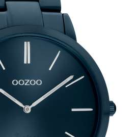 Oozoo C20102 Men's Watch Dark Blue Ø 42 mm
