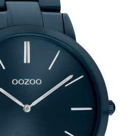 Oozoo C20102 Herren Armbanduhr Dunkelblau Ø 42 mm