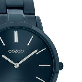 Oozoo C20108 Ladies' Watch Dark Blue Ø 34 mm